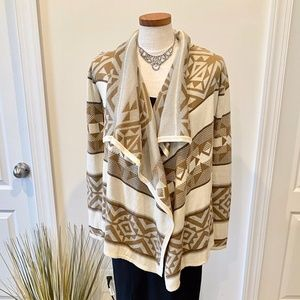 Staring at Stars Array Open Front Cardigan Sz XS